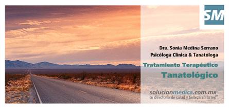 Tratamiento Terapéutico Tanatológico. | www.solucionmedica.com.mx. Tu directorio de salud y belleza en la red México.