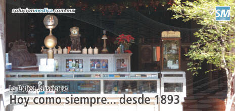 La Botica Jalisciense: Desde 1893 Productos químico farmacéuticos, Esencias, Aceites, Bálsamos, Ungüentos, Tinturas, línea cosmética en el Estado de Jalisco: Guadalajara y Zapopan